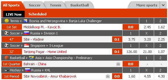 In-Play